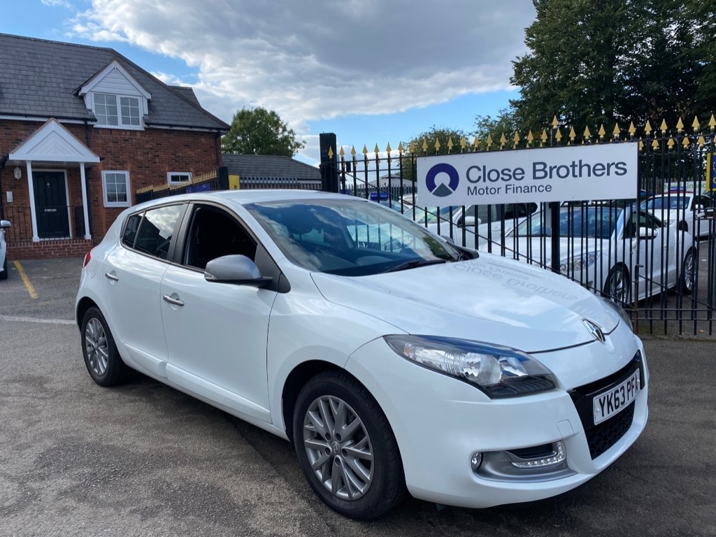 used Renault Megane KNIGHT EDITION ENERGY DCI S/S in Halesowen