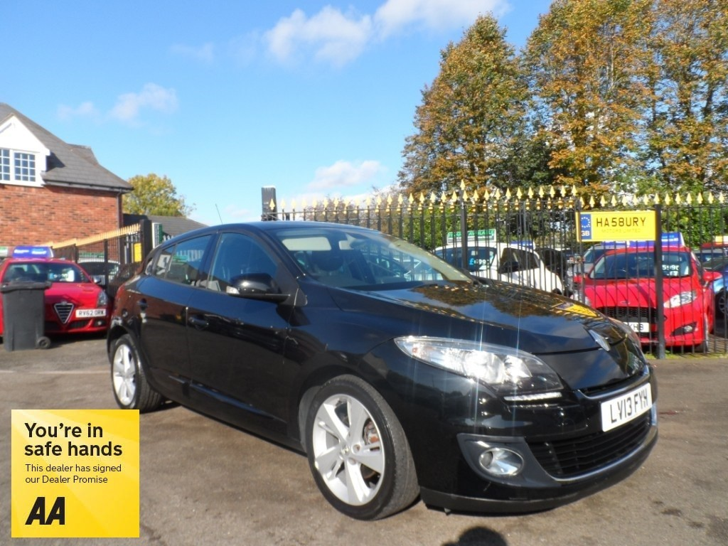 used Renault Megane DYNAMIQUE TOMTOM ENERGY DCI S/S in Halesowen