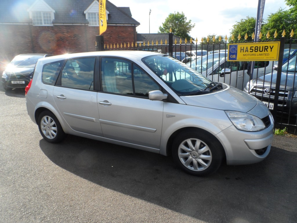 used Renault Grand Scenic DYNAMIQUE DCI 106 G/SCENIC in Halesowen