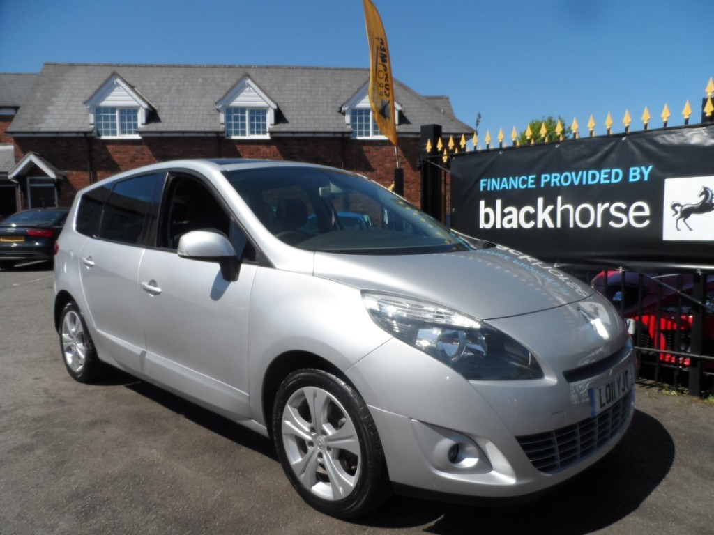 used Renault Scenic GRAND DYNAMIQUE TOMTOM ENERGY DCI S/S in Halesowen