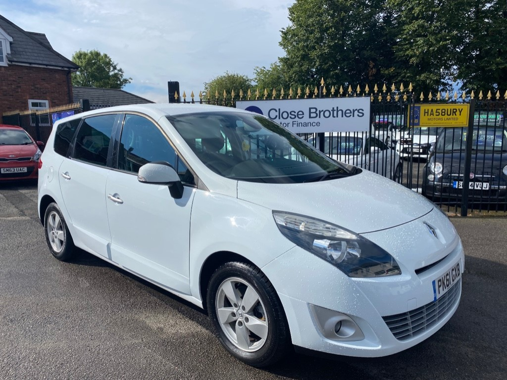 used Renault Scenic GRAND DYNAMIQUE TOMTOM DCI in Halesowen