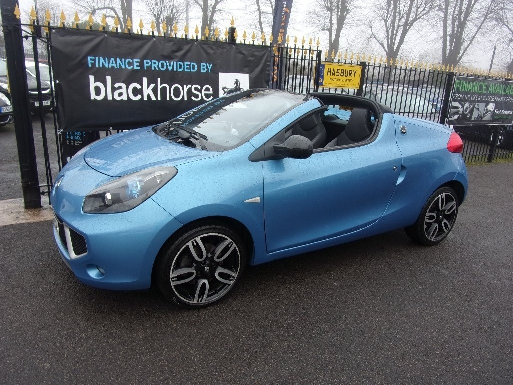 used Renault Wind VVT GT Line 2dr in Halesowen