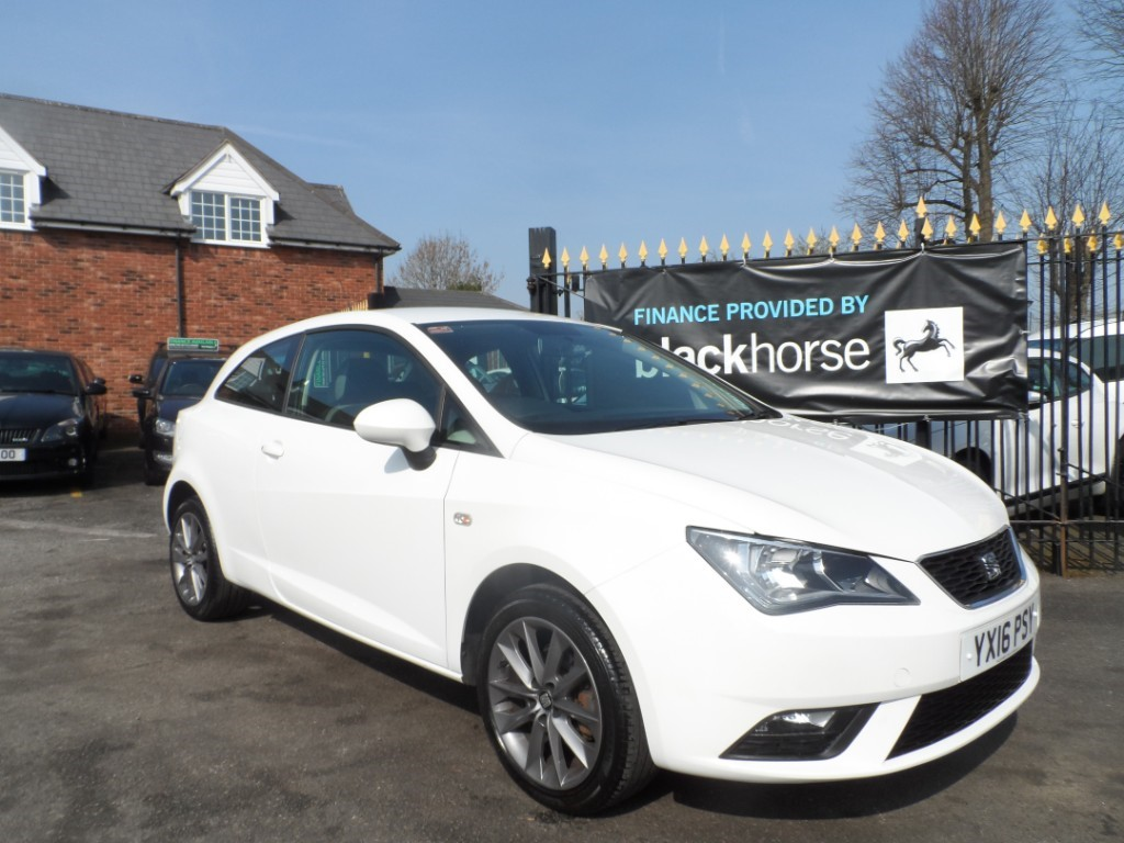 used SEAT Ibiza VISTA in Halesowen