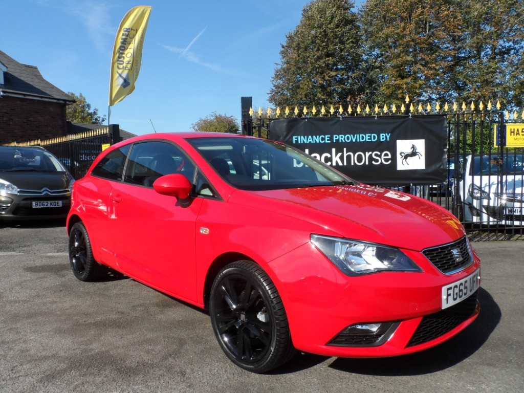 used SEAT Ibiza TSI I-TECH in Halesowen