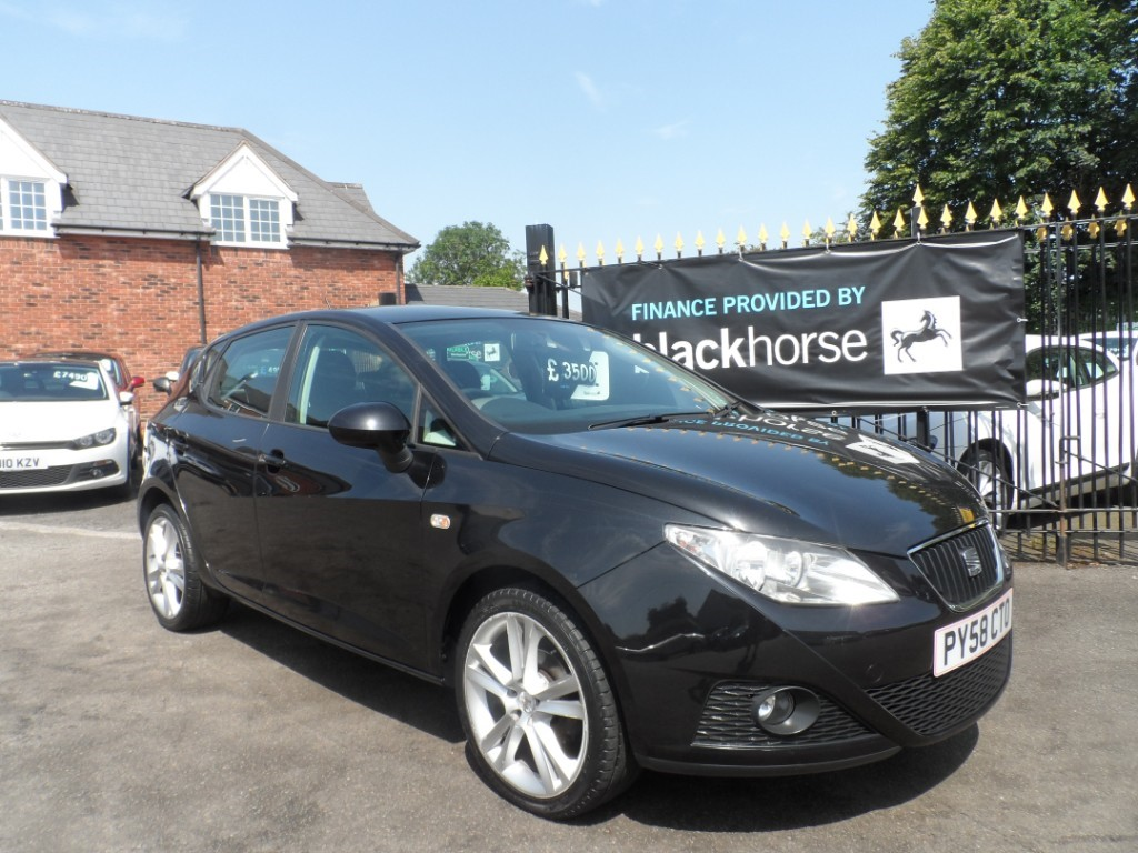 used SEAT Ibiza SPORT in Halesowen