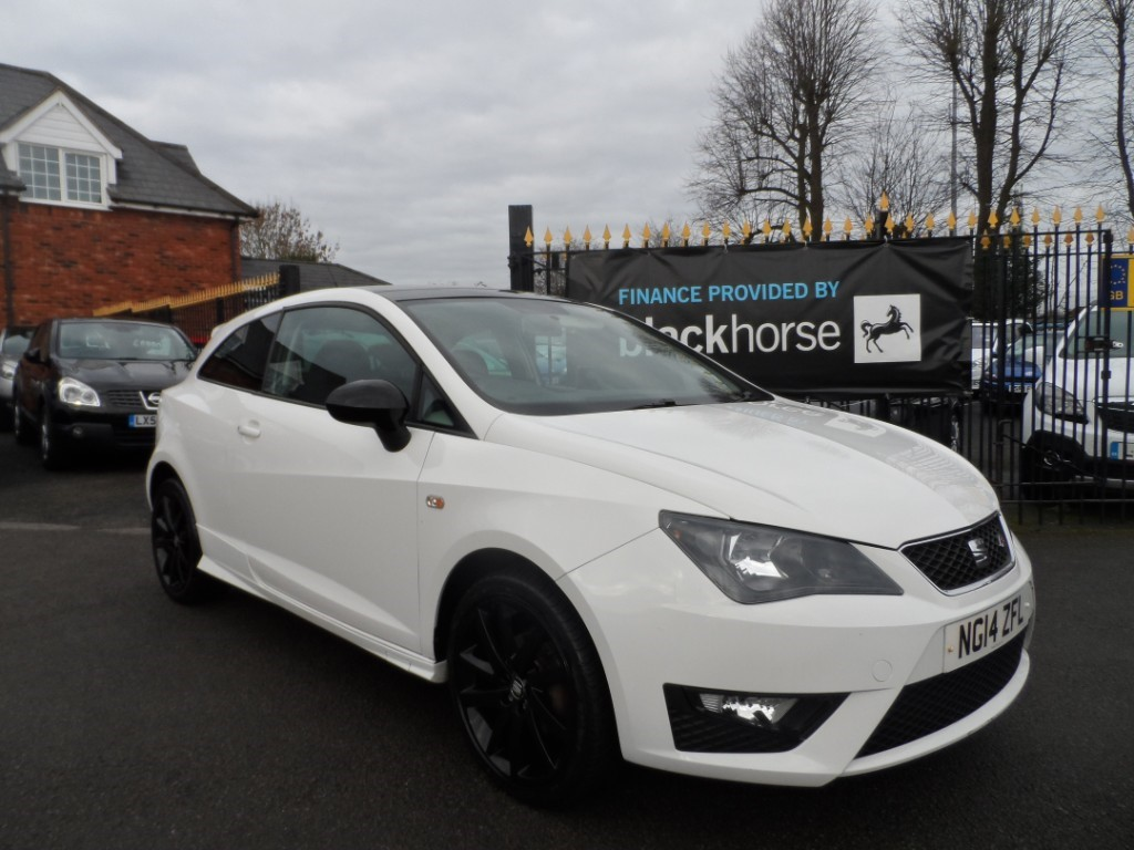 used SEAT Ibiza TSI FR in Halesowen