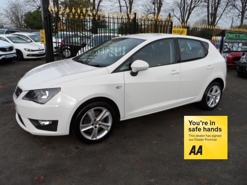 used SEAT Ibiza TDI CR FR in Halesowen