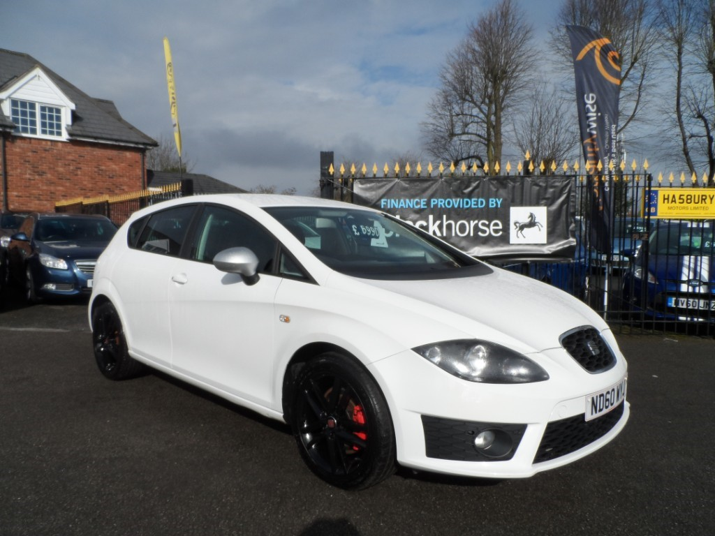 used SEAT Leon TDI CR FR in Halesowen