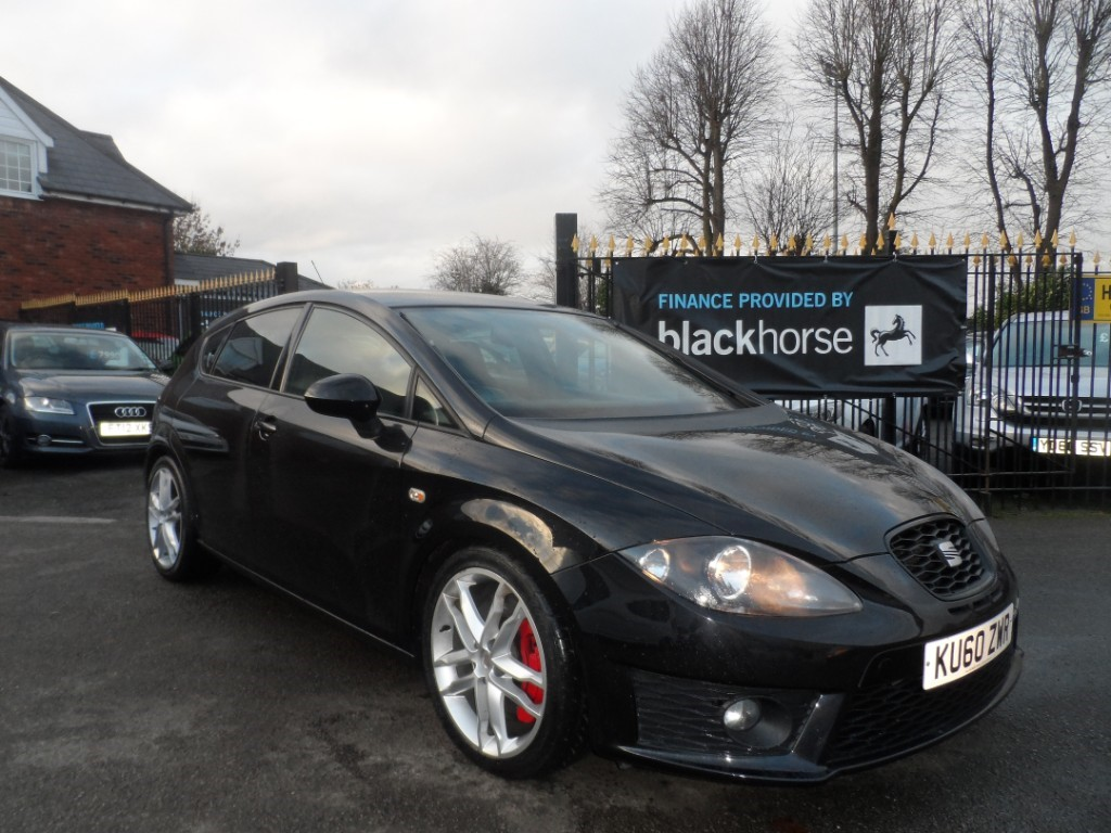 used SEAT Leon TSI CUPRA in Halesowen