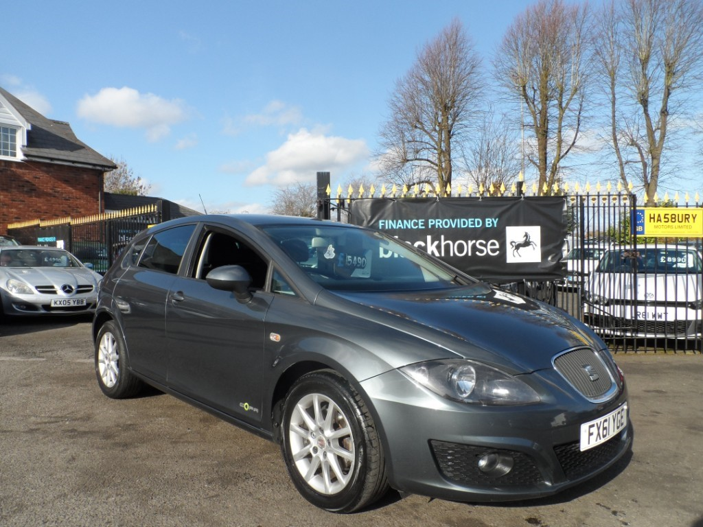 used SEAT Leon TDI CR SE COPA in Halesowen