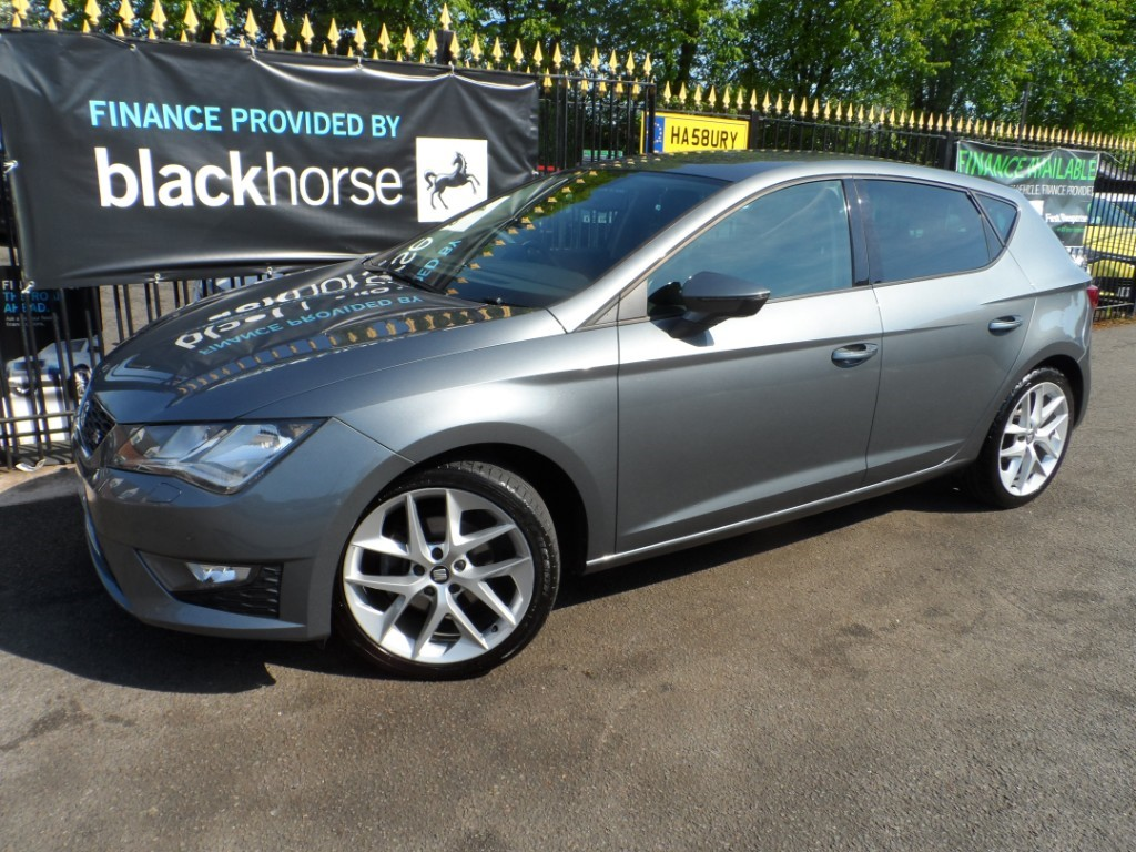 used SEAT Leon TDI FR in Halesowen
