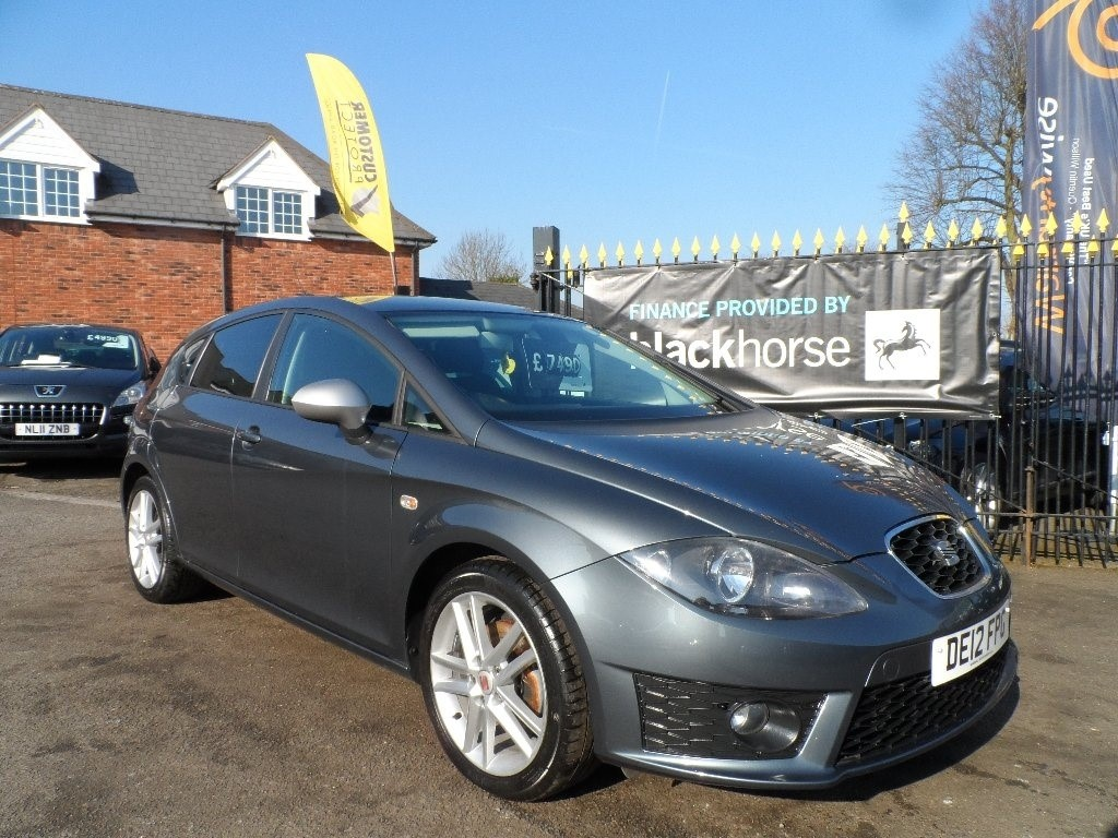 used SEAT Leon TDI CR FR 5dr in Halesowen