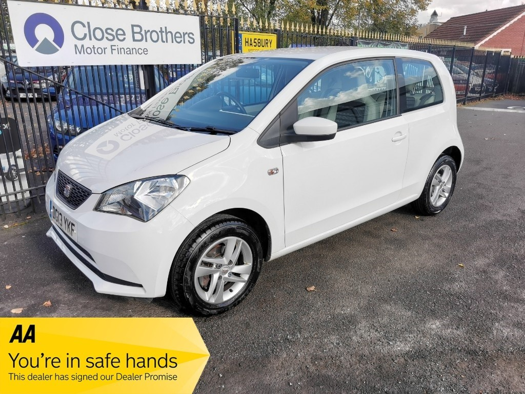 used SEAT Mii SE in Halesowen