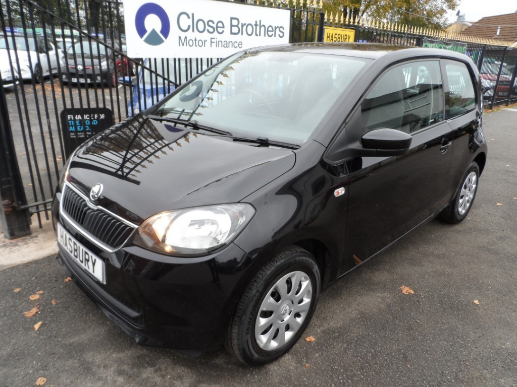 used Skoda Citigo SE 12V in Halesowen