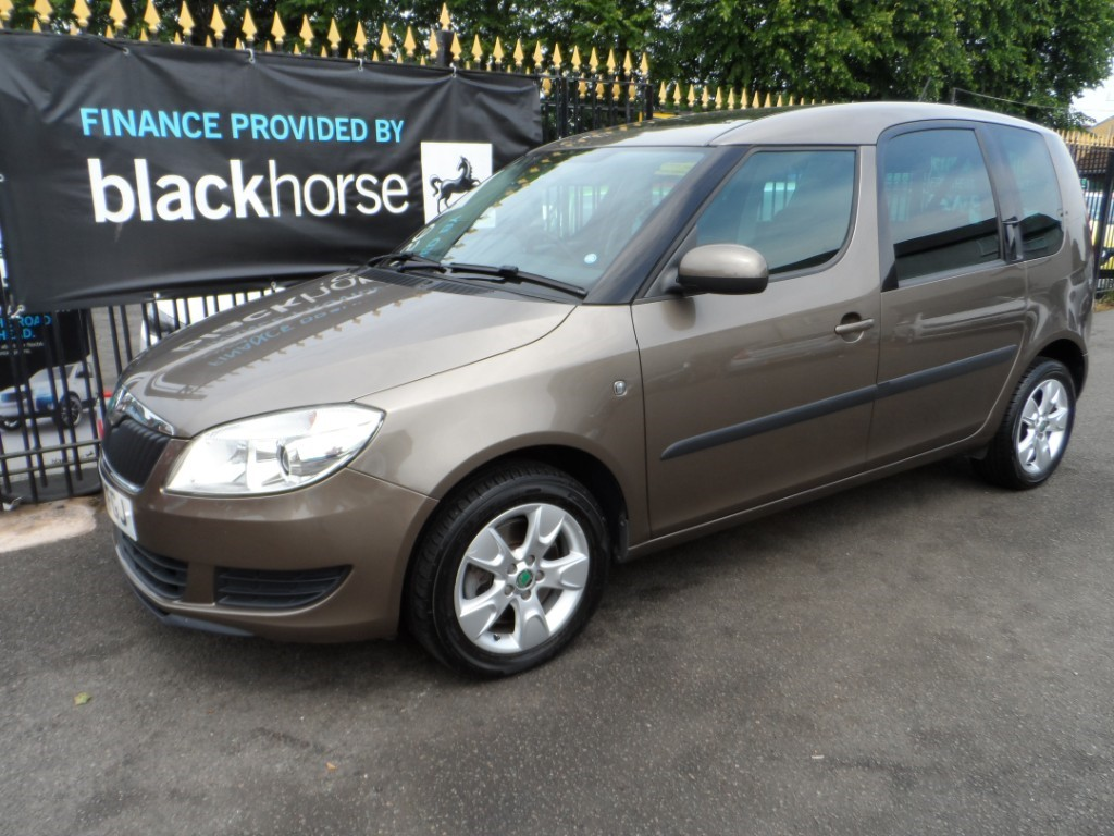 used Skoda Roomster SE TDI CR in Halesowen