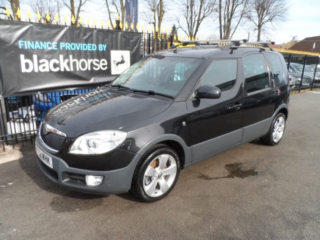 used Skoda Roomster TDI PD Scout 5dr in Halesowen