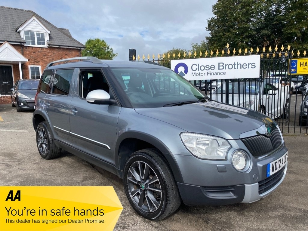 used Skoda Yeti URBAN TDI CR in Halesowen