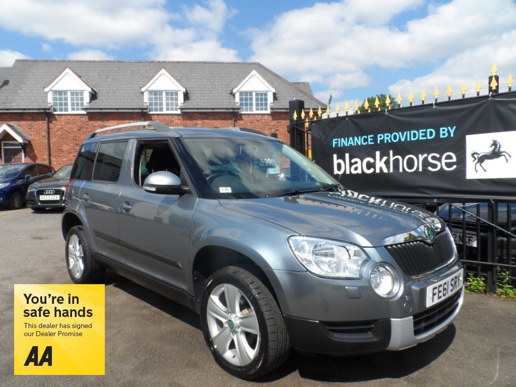 used Skoda Yeti SE TDI CR in Halesowen