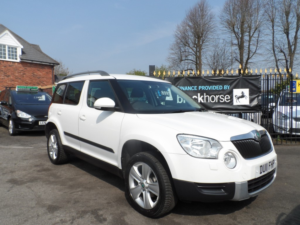 used Skoda Yeti SE TSI in Halesowen