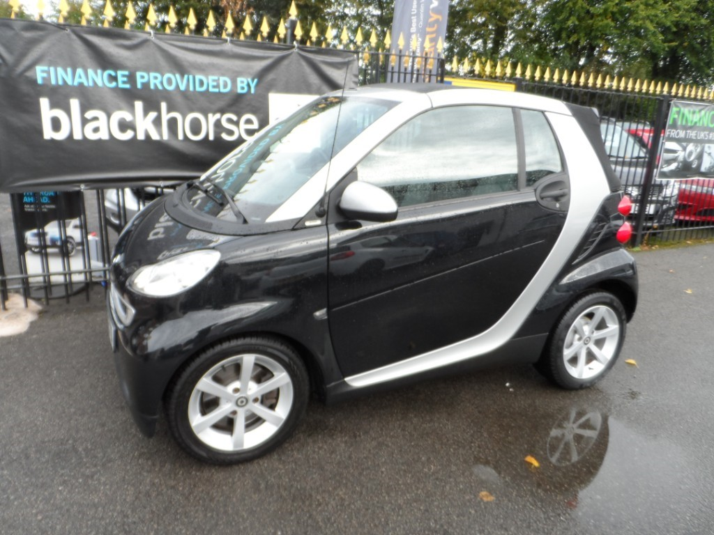 used Smart Car Fortwo Cabrio PULSE in Halesowen