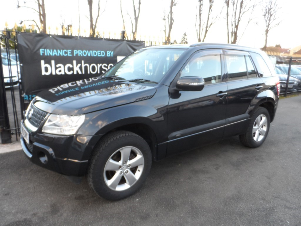 used Suzuki Grand Vitara SZ4 in Halesowen