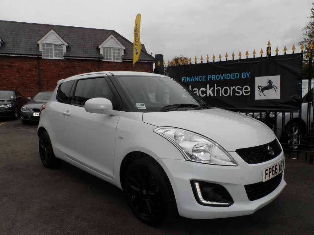 used Suzuki Swift SZ-L in Halesowen