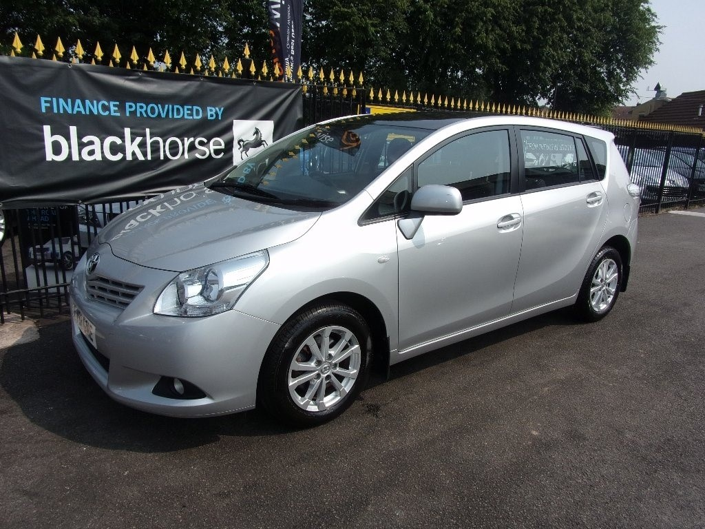 used Toyota Verso D-4D TR 5dr (7 Seat) in Halesowen