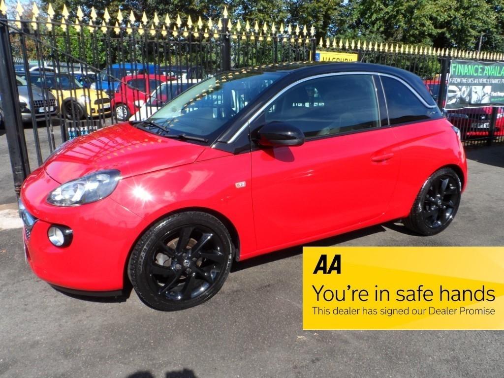used Vauxhall Adam SLAM in Halesowen