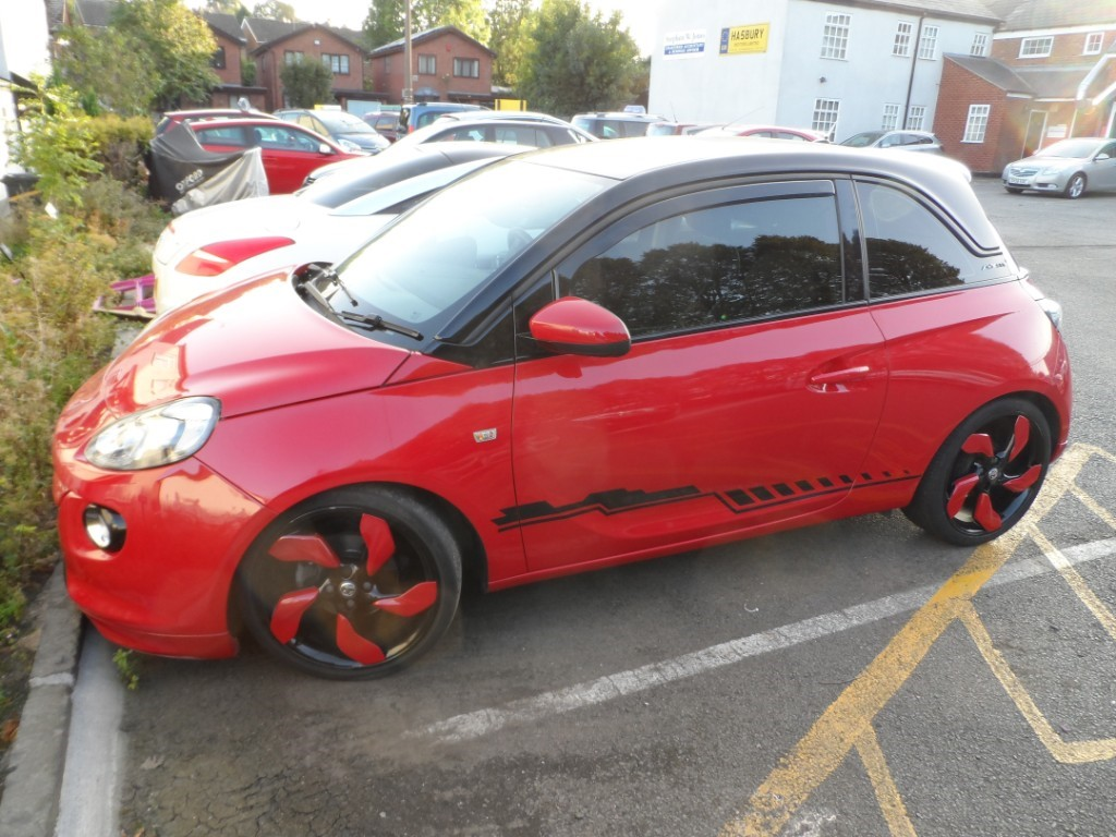used Vauxhall Adam JAM in Halesowen