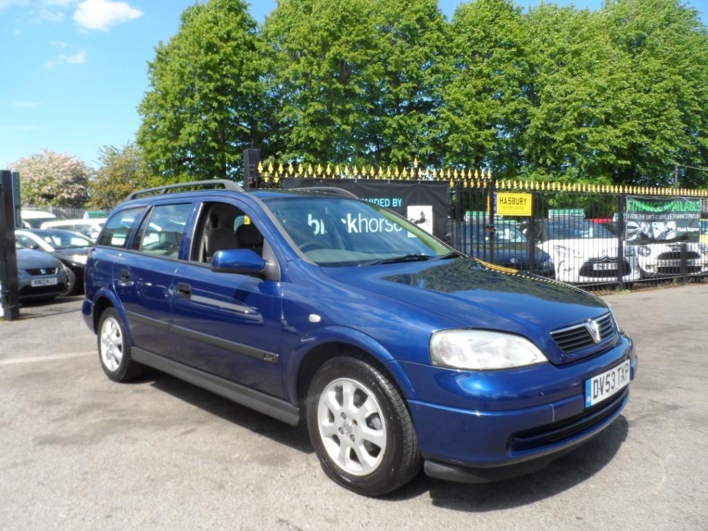 used Vauxhall Astra CLUB CDTI 16V in Halesowen