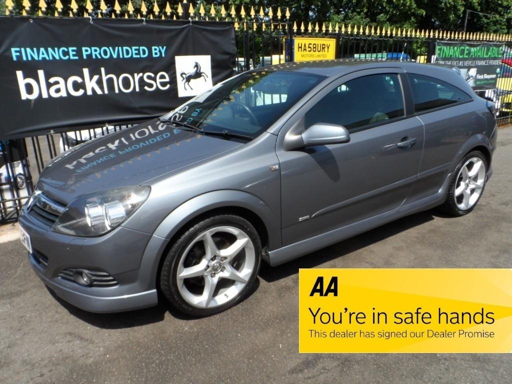 used Vauxhall Astra SRI + 170 XPACK in Halesowen