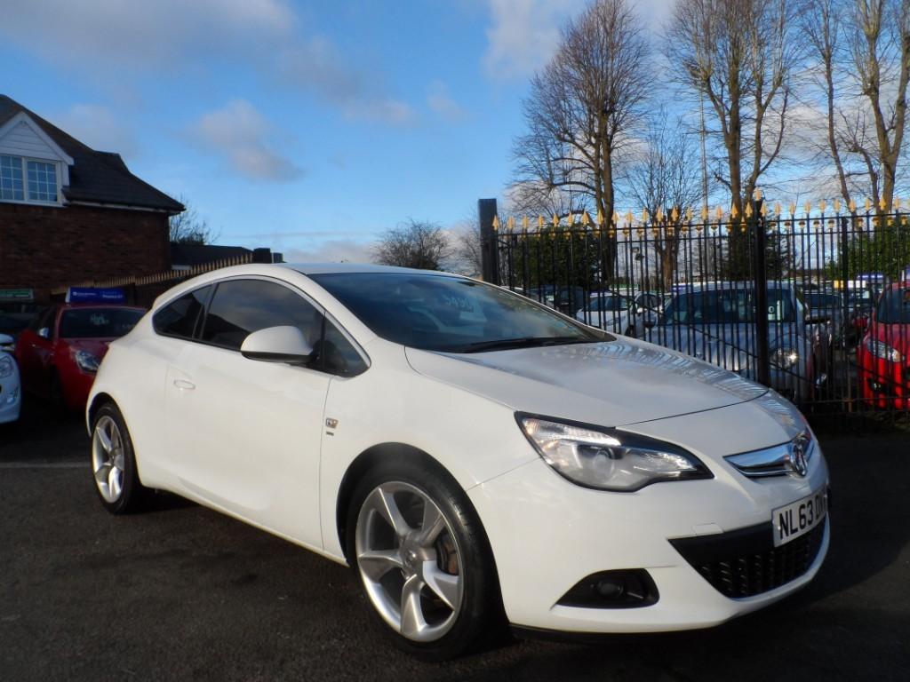 used Vauxhall Astra GTC SRI CDTI S/S in Halesowen