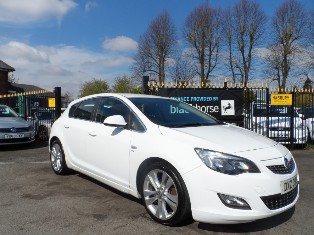 used Vauxhall Astra SRI VX-LINE in Halesowen