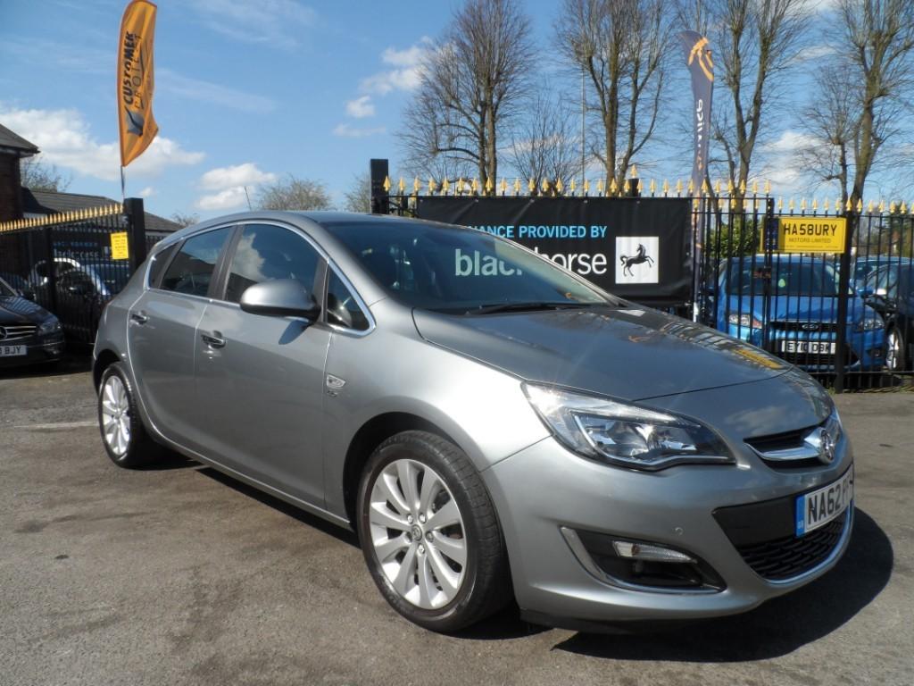 used Vauxhall Astra ELITE in Halesowen