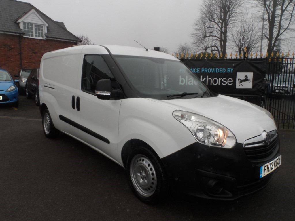 used Vauxhall Combo L2H1 in Halesowen