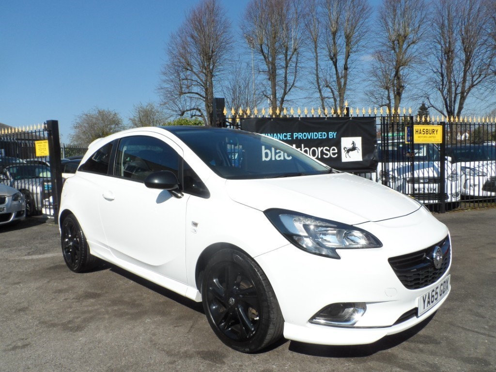 used Vauxhall Corsa LIMITED EDITION S/S in Halesowen