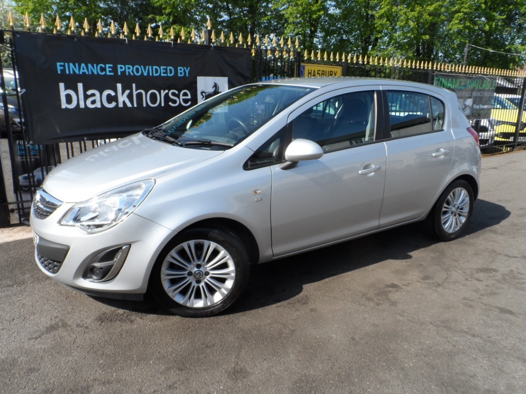 used Vauxhall Corsa SE in Halesowen