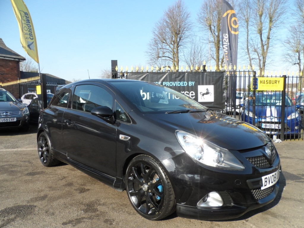 used Vauxhall Corsa i Turbo 16v VXR 3dr in Halesowen