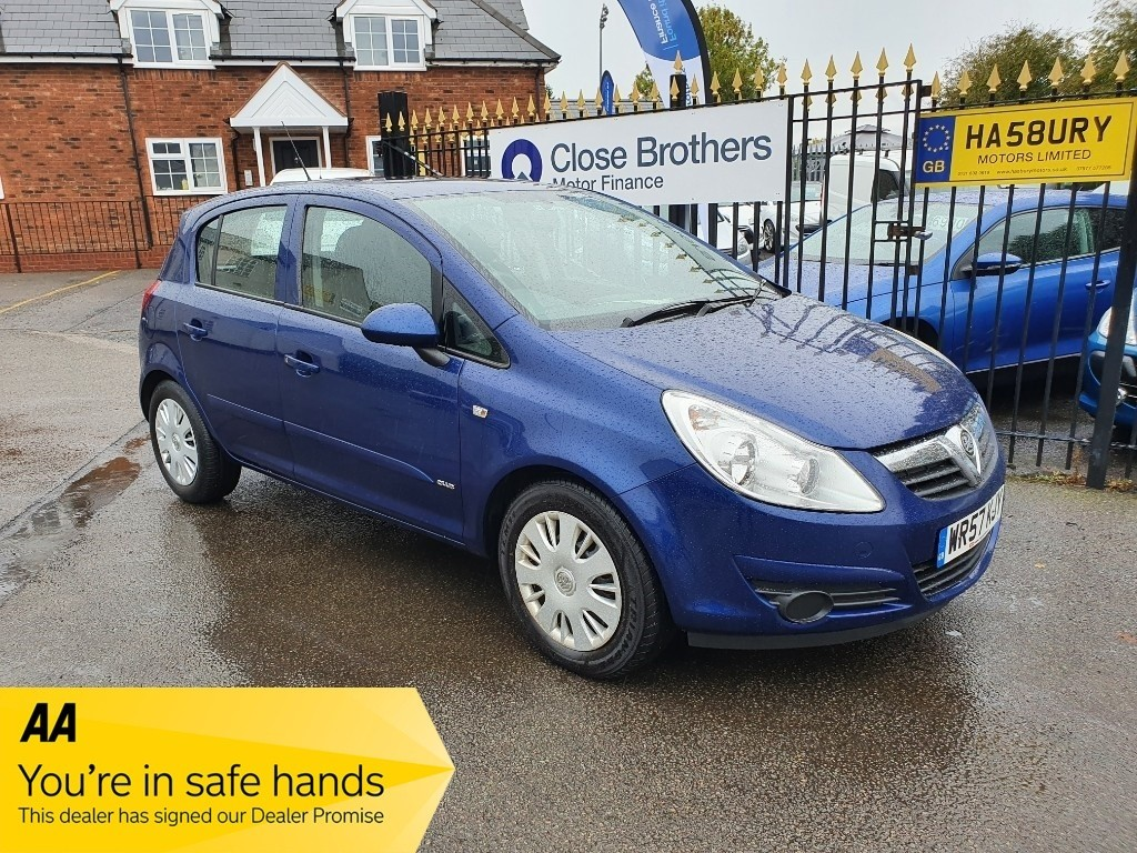 used Vauxhall Corsa CLUB AC 16V in Halesowen