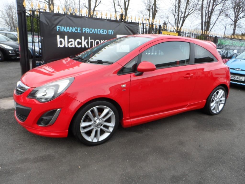 used Vauxhall Corsa SRI in Halesowen