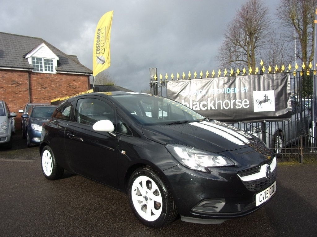 used Vauxhall Corsa 1.2 i Sting 3dr in Halesowen
