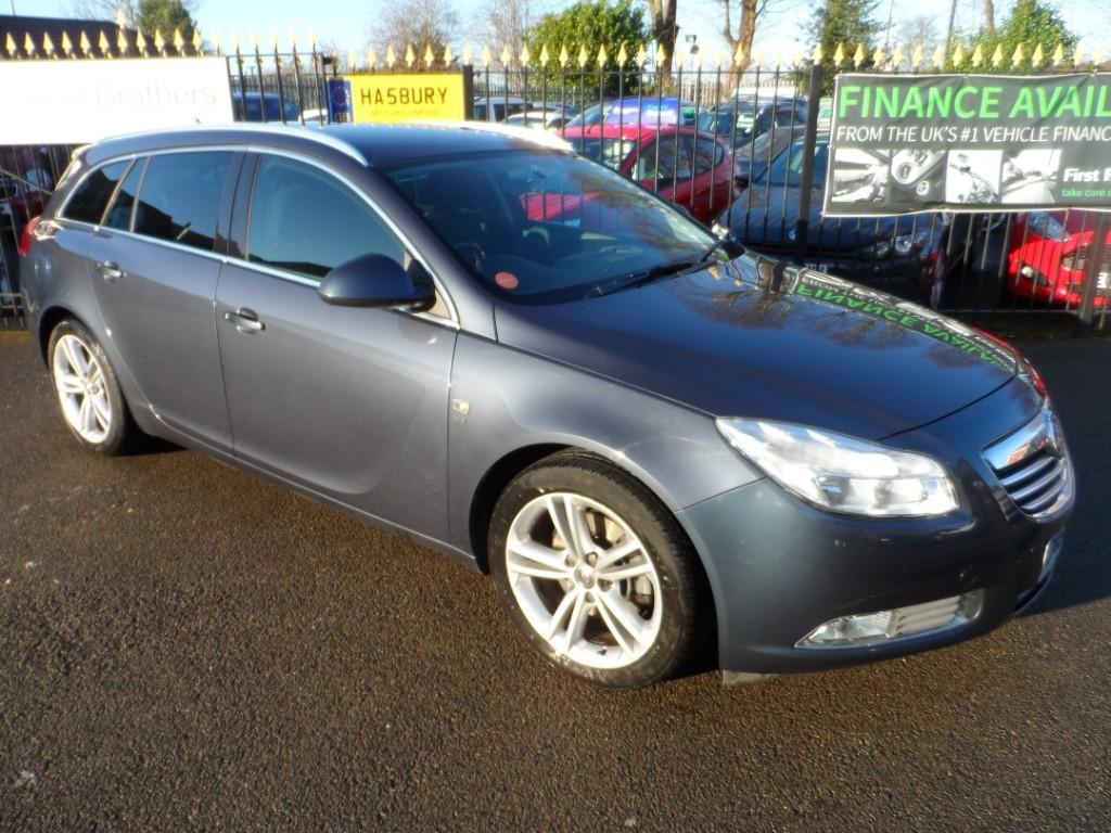 used Vauxhall Insignia SRI NAV CDTI in Halesowen