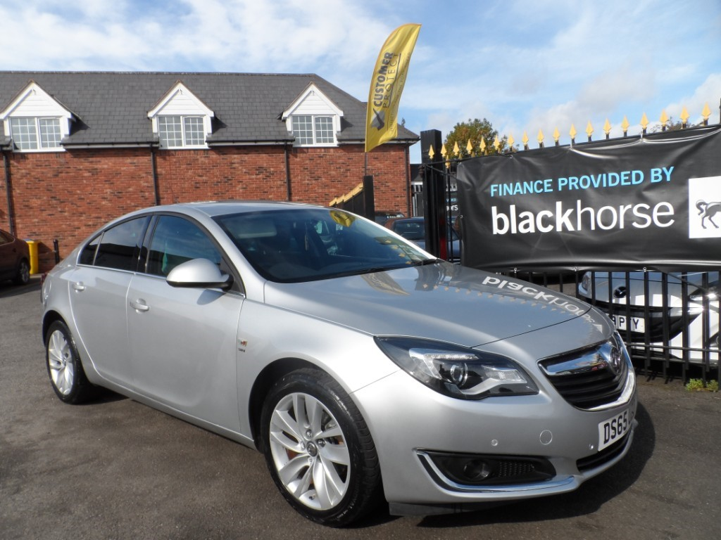 used Vauxhall Insignia SRI in Halesowen