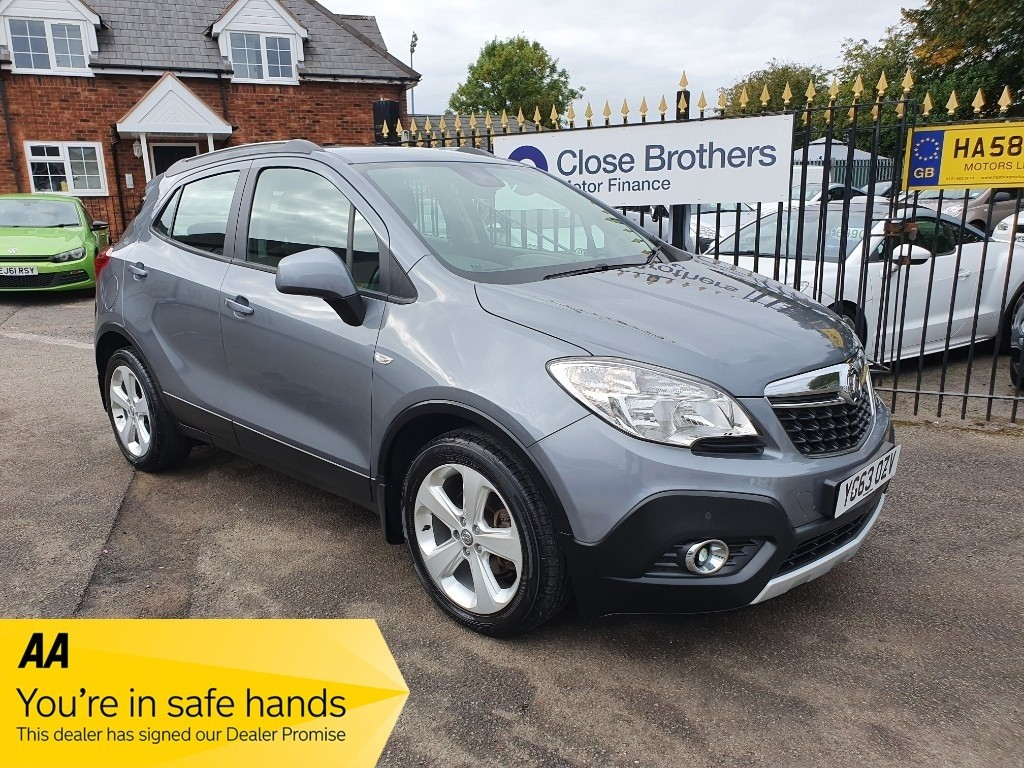 used Vauxhall Mokka EXCLUSIV S/S in Halesowen