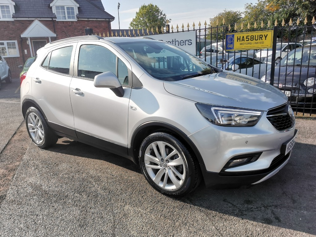 used Vauxhall Mokka X ACTIVE S/S in Halesowen