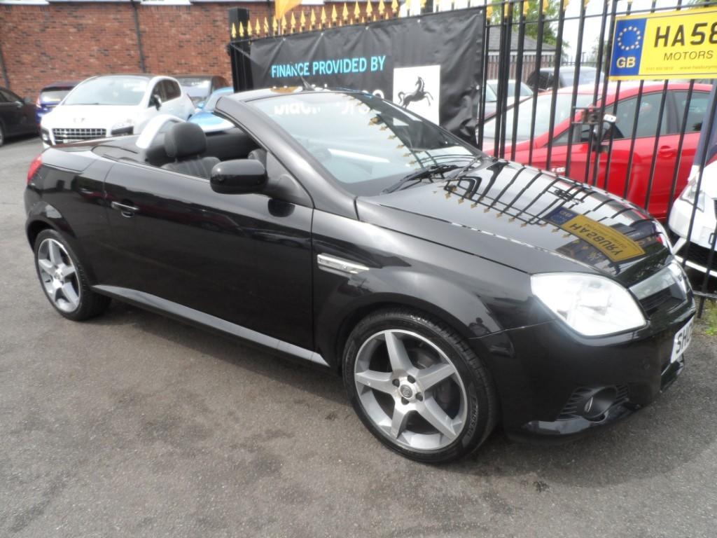 used Vauxhall Tigra 16V EXCLUSIV in Halesowen