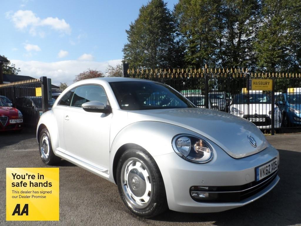 used VW Beetle DESIGN TSI in Halesowen