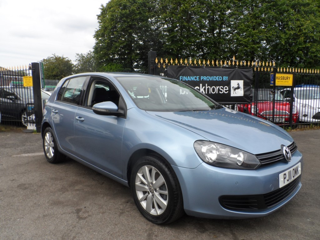 used VW Golf MATCH TSI in Halesowen