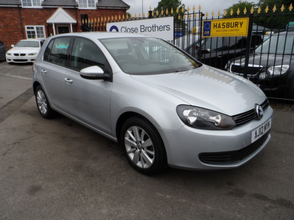 used VW Golf MATCH TDI in Halesowen