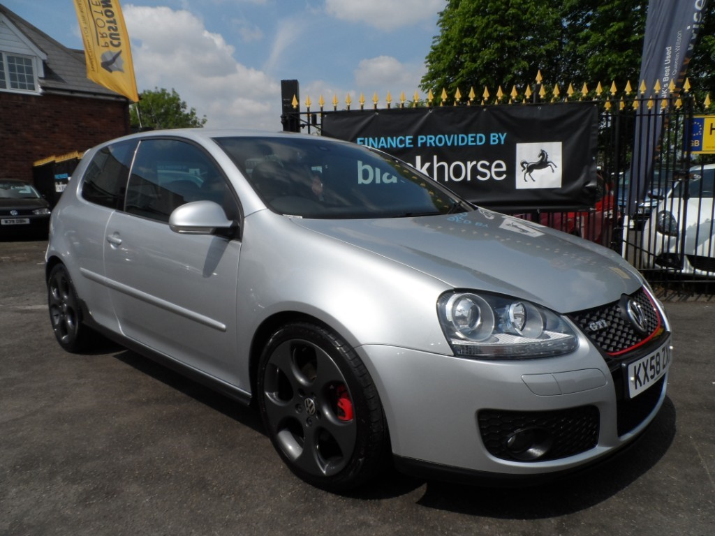 used VW Golf GTI in Halesowen